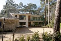 Detached house in Branksome Park, Poole...
