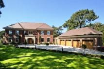 6 bed Detached property in Branksome Park, Poole...