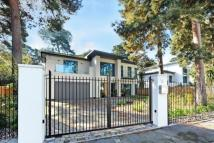 4 bed Detached house for sale in Crichel Mount Road...
