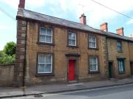 End of Terrace house in North Street, Crewkerne...