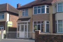 3 bedroom semi detached house in St. Matthews Avenue...