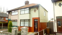 2 bed semi detached house in Richmond Avenue...