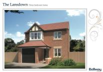 3 bed Detached house for sale in Off Spooner Avenue...