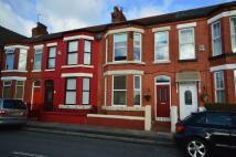 Terraced property in Winstanley Road...