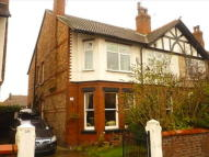 semi detached home in Cambridge Avenue, Crosby...