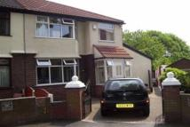 semi detached property in Marina Avenue, Liverpool...