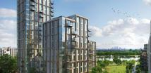 1 bedroom new Apartment for sale in Woodberry Down Estate...