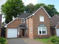 4 bed Detached house in Bramble Close, Uppingham...