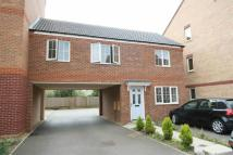 Apartment to rent in The Sidings, Oakham...