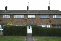 3 bed Terraced property in Campden Close, Exton