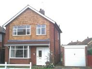 3 bed Detached house in Browning Road, Oakham
