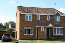 3 bedroom semi detached property in Swann Close...