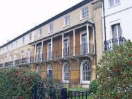 Apartment in Rutland Terrace, Stamford