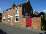 semi detached property in Bridge Street, Langham