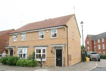 3 bed semi detached property to rent in Siskin Road, Uppingham