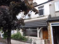 Terraced property in Elm Park Road, LONDON