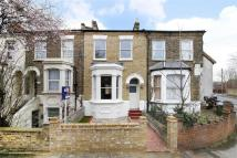 Terraced house in North Birkbeck Road...