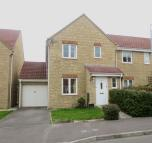 3 bed semi detached home in Oldenburg Road, Westbury