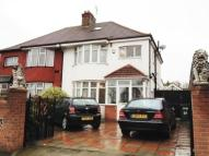 Studio flat to rent in Great South West Road...