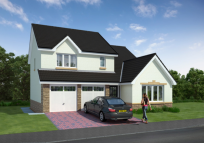 new home for sale in Eilston Road Kirkliston...
