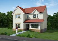 new home in Eilston Road Kirkliston...