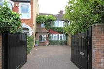 Terraced house for sale in Queens Road, Wimbledon
