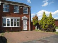 semi detached home to rent in Charnwood Way...
