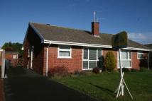 2 bed Semi-Detached Bungalow in Broadwood Way, Lytham...