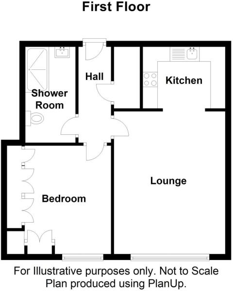 @ Floor Plan - 21 Th