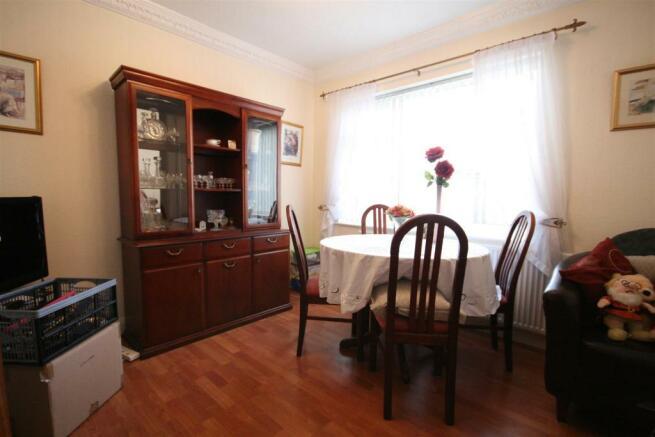 DINING ROOM/FOURTH BEDROOM