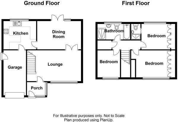 @ Floor Plan - 153 S