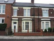 Terraced property in Bede Burn Road, Jarrow...