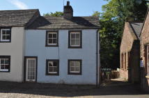 End of Terrace house to rent in The Square, Kirkoswald...