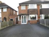 3 bed semi detached property for sale in Wichnor Road, Solihull...