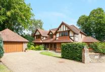 Detached property for sale in The Green, Croxley Green...