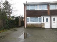 3 bed semi detached home in Horning Drive, Bilston...