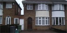 3 bedroom semi detached property for sale in Marcot Road, Olton...