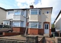 Coles Lane semi detached house for sale