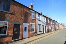 Terraced property in Telegraph Street...