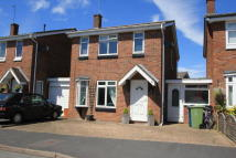 3 bed Detached home for sale in Knightley Way, Gnosall...