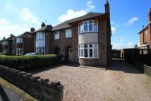 3 bed semi detached property in York Road, Stafford ST17