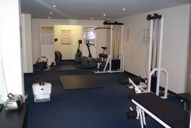 Resident's gym
