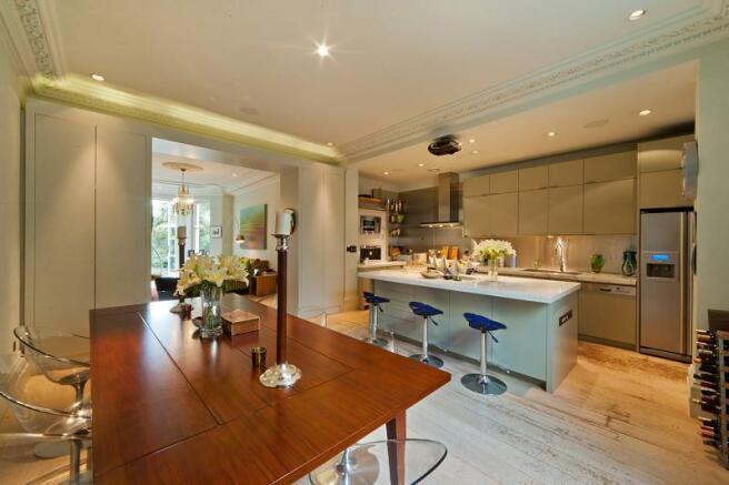 Dining / Kitchen Room
