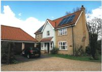 Detached property for sale in Lower Road, Lavenham...