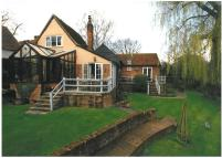 3 bedroom Detached property in Lower Road, Lavenham...