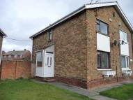 2 bedroom semi detached property in Yoden Road Peterlee