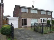 semi detached home in Rowan Drive Hetton Le...