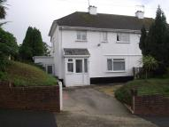 3 bedroom semi detached home in Langridge Road, Paignton