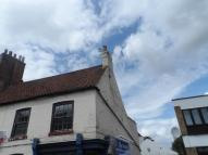 1 bed Flat to rent in North Street, Wisbech...