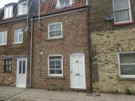 2 bedroom Terraced house in Norwich Road, Wisbech...